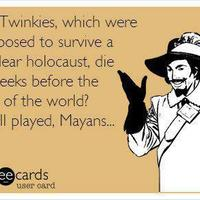 Well played, Mayans...