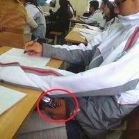 Cheating level: asian