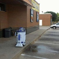 Go home R2D2, you